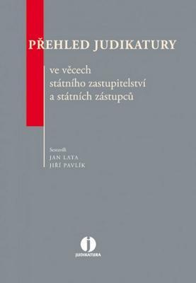 Obrázok Přehled judikatury ve věcech státního zastupitelství a státních zástupců.