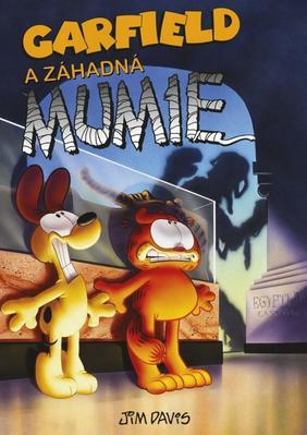 Obrázok Garfield a záhadná mumie