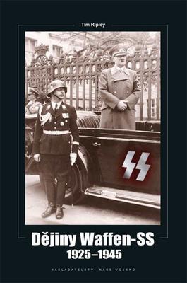 Obrázok Dějiny Waffen-SS 1925-1945
