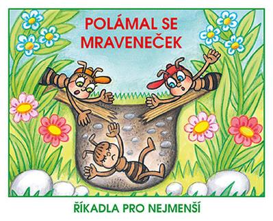 Obrázok Polámal se mraveneček