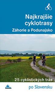 Obrázok Najkrajšie cyklotrasy Záhorie a Podunajsko