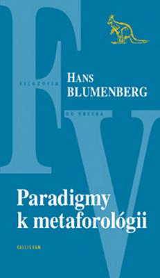 Obrázok Paradigmy k metaforológii