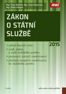 Obrázok Zákon o státní službě 2015
