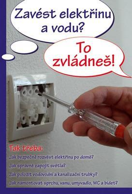 Obrázok Zavést elektřinu a vodu? To zvládneš!