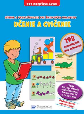 Obrázok Učenie a cvičenie Učenie a precvičovanie pre šikovných chlapcov