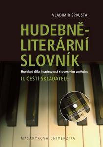 Obrázok Hudebně-literární slovník II.