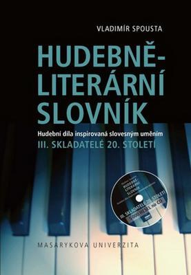 Obrázok Hudebně-literární slovník III.