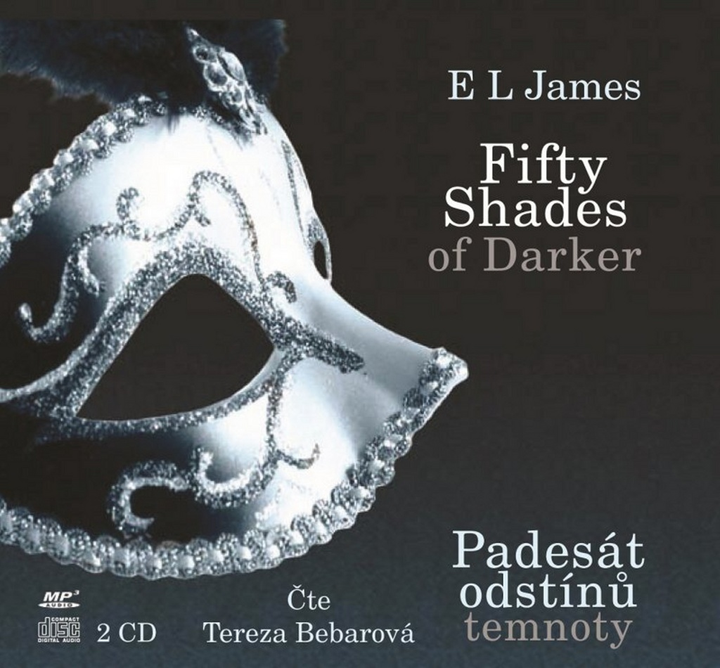 Fifty Shades of Darker (Padesát odstínů temnoty) - E L James