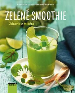 Obrázok Zelené smoothie Zdravie z mixéra