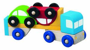 Obrázok Truck s autíčky