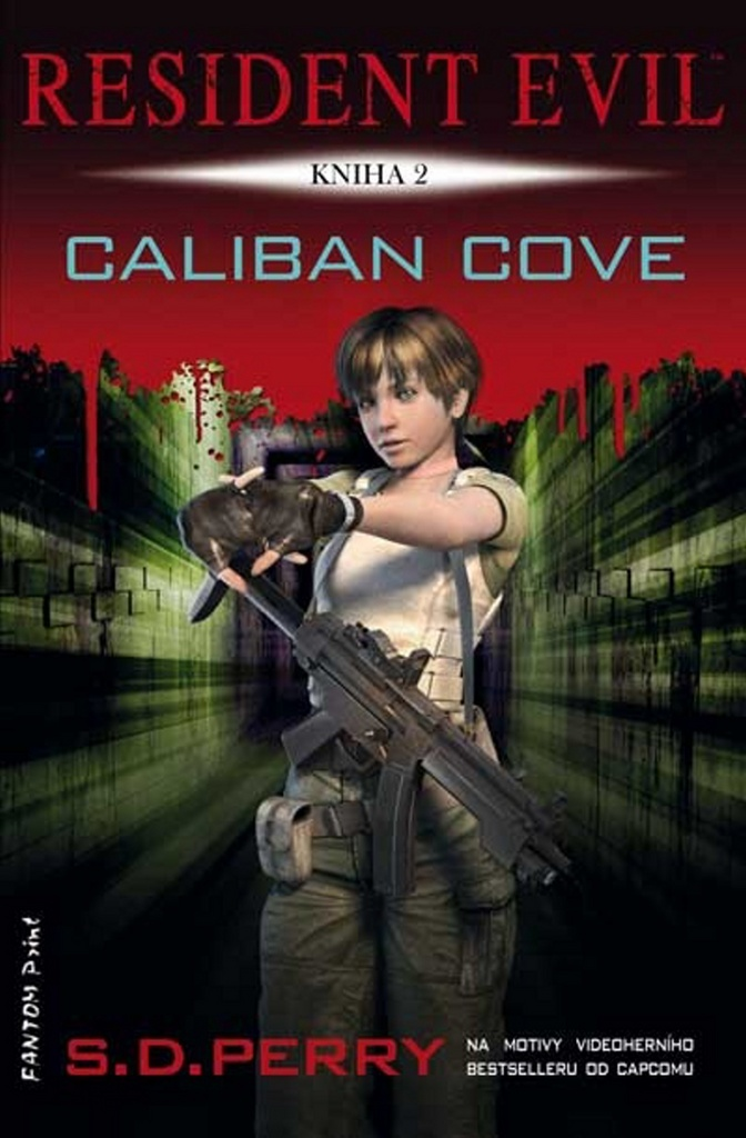 Resident Evil Caliban Cove - S.D. Perry