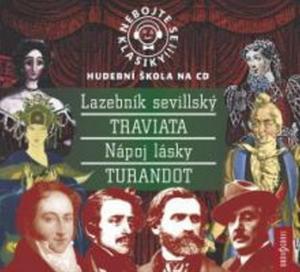 Obrázok Nebojte se klasiky! 13-16 komplet italské opery (Komplet obsahuje 4 CD)