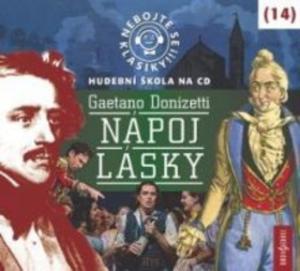 Obrázok Nebojte se klasiky! 14 Nápoj lásky (Gaetano Donizetti)