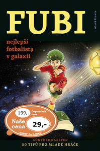Obrázok FUBI nejlepší fotbalista v galaxii