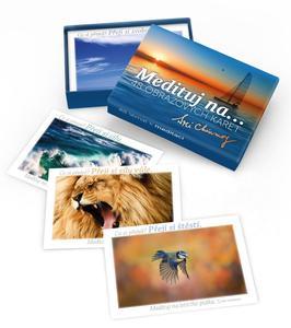 Obrázok Medituj na...48 obrazových karet