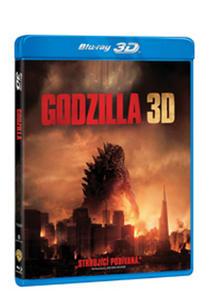 Obrázok Godzilla (2 Blu-ray 3D+2D)