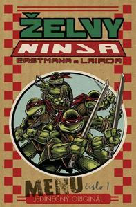 Obrázok Želvy Ninja Menu číslo 1