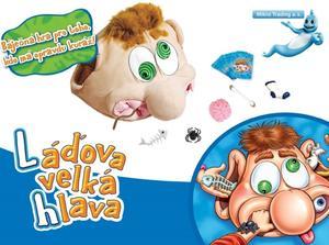 Obrázok Společenská hra Láďova hlava v krabičce