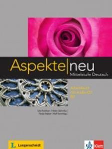 Obrázok Aspekte neu B2 Arbeitsbuch + CD