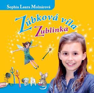 Obrázok Zúbková víla Zublinka CD