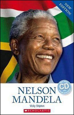 Obrázok Nelson Mandela + CD