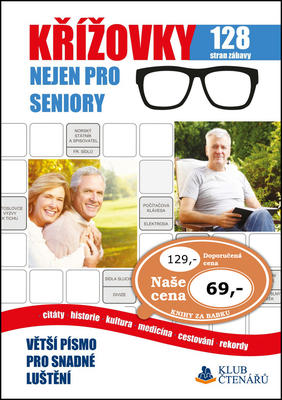 Obrázok Křížovky nejen pro seniory