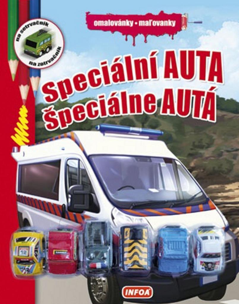 Speciální auta/Špeciálne autá