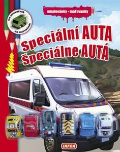 Obrázok Speciální auta/Špeciálne autá