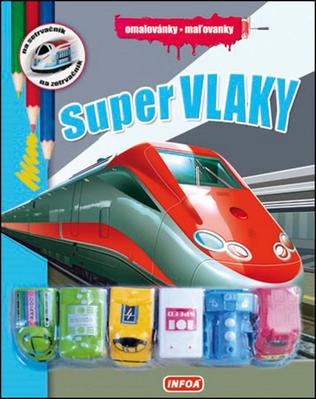 Obrázok Super vlaky