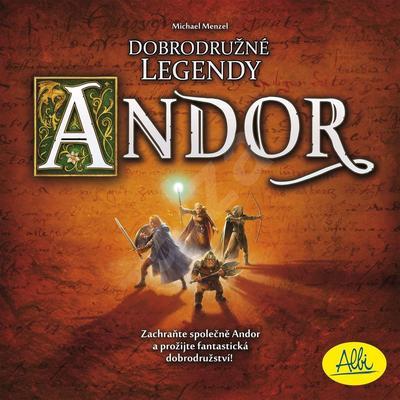 Obrázok Andor Dobrodružné legendy