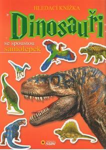 Obrázok Hledací knížka Dinosauři