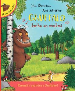 Obrázok Gruffalo kniha so zvukmi