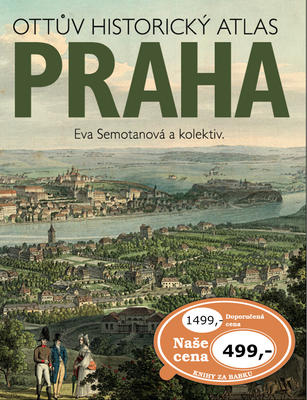 Obrázok Ottův historický atlas Praha