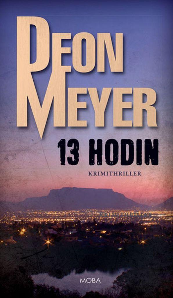 13 hodin - Deon Meyer
