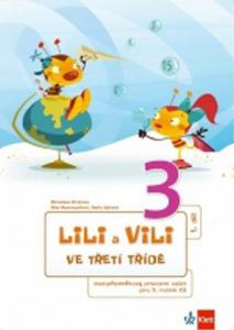 Obrázok Balíček Lili a Vili 3 ve třetí třídě I. - X. díl.