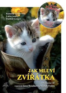 Obrázok Jak mluví zvířátka + CD