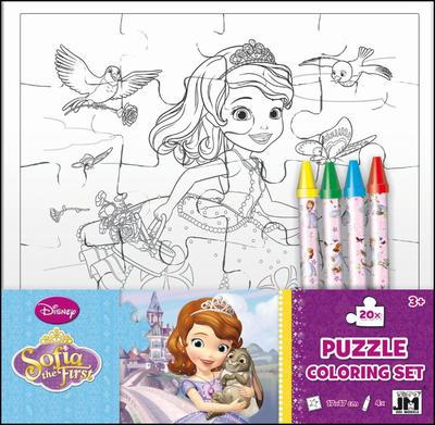 Sofie omalovánkové puzzle