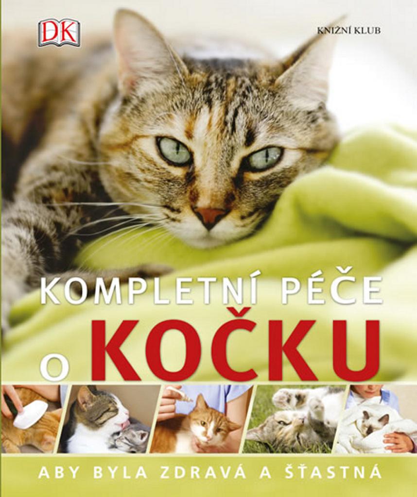 Kompletní péče o kočku - Sam Atkinson