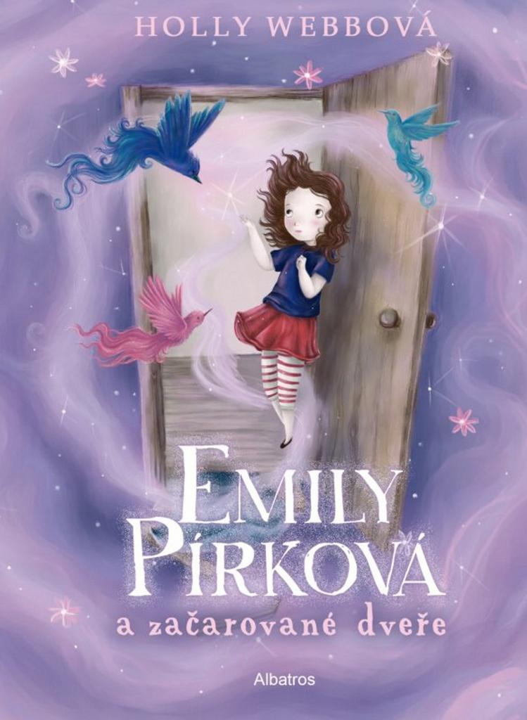 Emily Pírková a začarované dveře - Holly Webbová