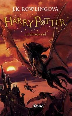 Obrázok Harry Potter a Fénixov rád
