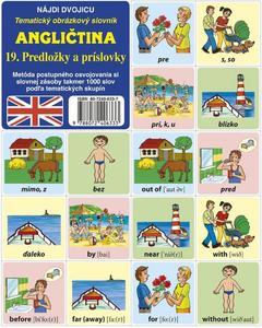 Obrázok Angličtina 19. Predložky a príslovky