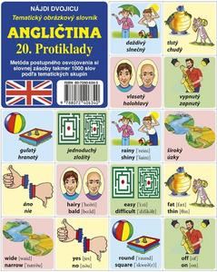 Obrázok Angličtina 20. Protiklady