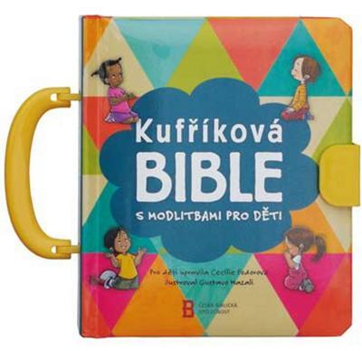 Obrázok Kufříková Bible s modlitbami pro děti