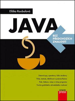 Obrázok Java bez předchozích znalostí