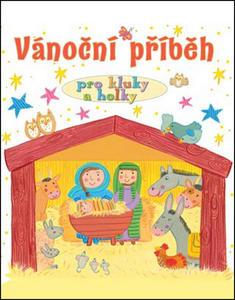 Obrázok Vánoční příběh pro kluky a holky