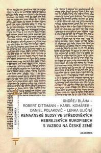 Obrázok Kenaanské glosy ve středověkých hebrejských rukopisech s vazbou na české země