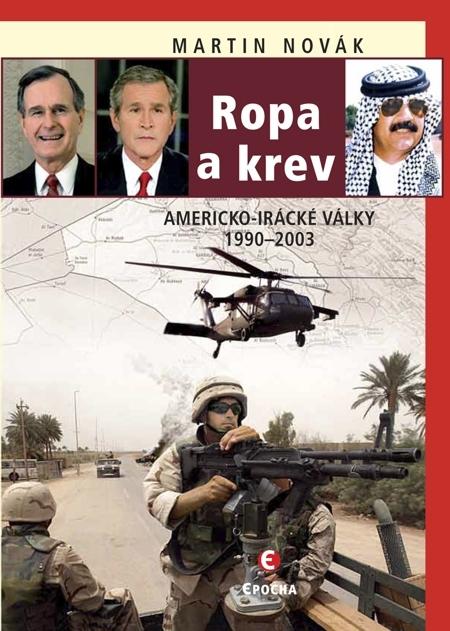 Ropa a krev - Martin Novák