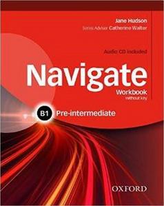 Obrázok Navigate Pre-intermediate B1