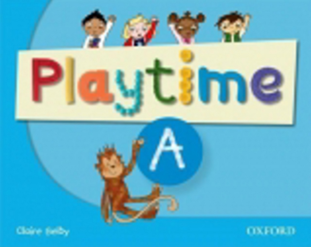 Playtime A Course Book - S. Harmer, C. Selby
