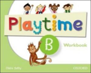 Obrázok Playtime B Workbook